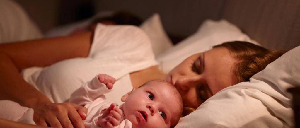 Как меняется жизнь родителей, когда ребенок спит всю ночь?