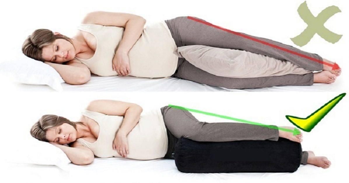 Кручу-верчу, уснуть хочу: как спать при беременности
