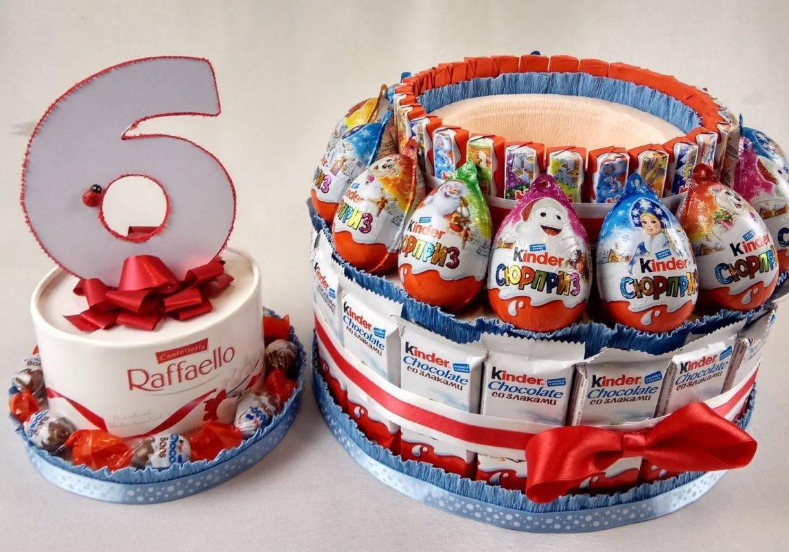 Что подарить мальчику на 6 лет - выбор подарка ко дню рождения