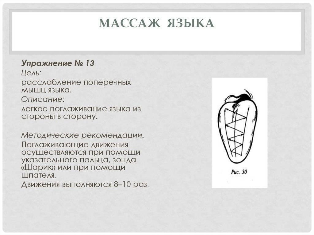 Логопедический массаж для детей (логомассаж) в домашних условиях: показания и противопоказания
