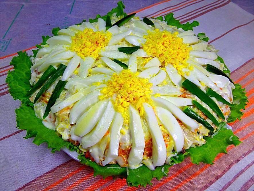 Салаты на день рождения: простые и вкусные рецепты салатов для дня рождения