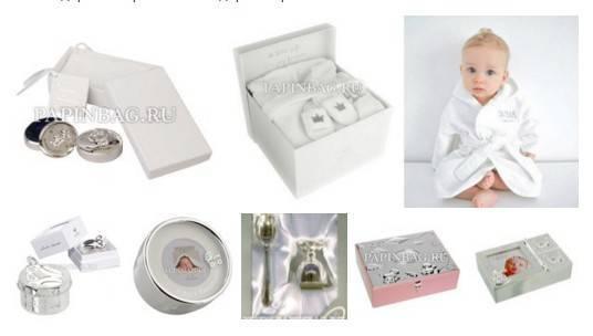 Что дарят на крестины мальчикам и девочкам гости и крестные родители