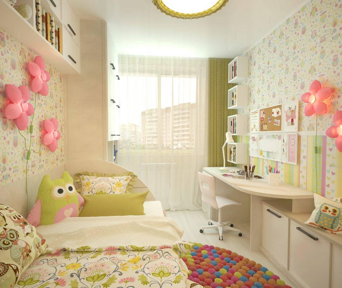 Обои для детской комнаты для девочек: фотообои и комбинирование материалов | детская | vpolozhenii.com
