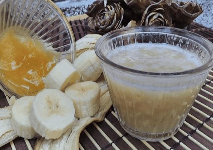 Банан от кашля: рецепт ребенку, особенности приготовления