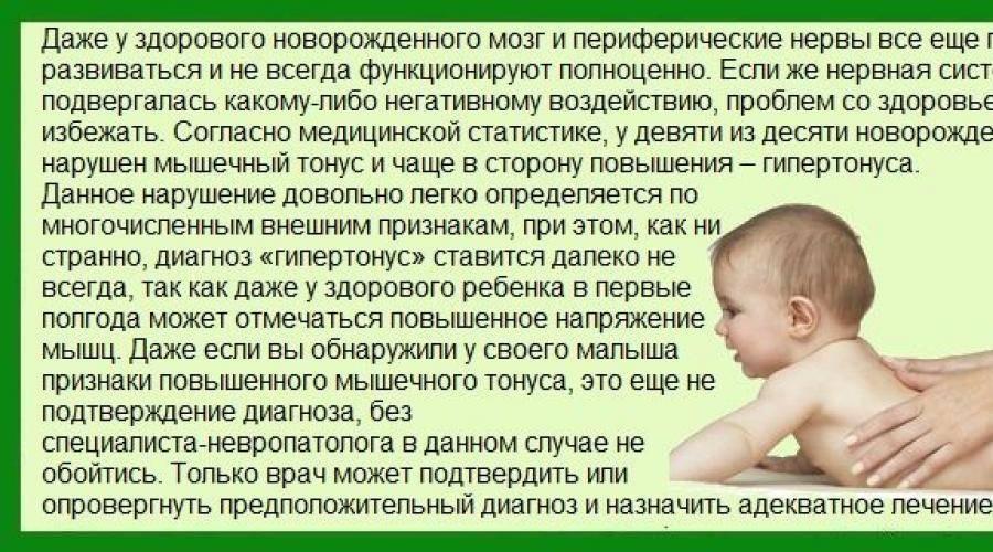 Гипотонус у грудничка (комаровский) — признаки, массаж, лечение ребенка - wikidochelp.ru