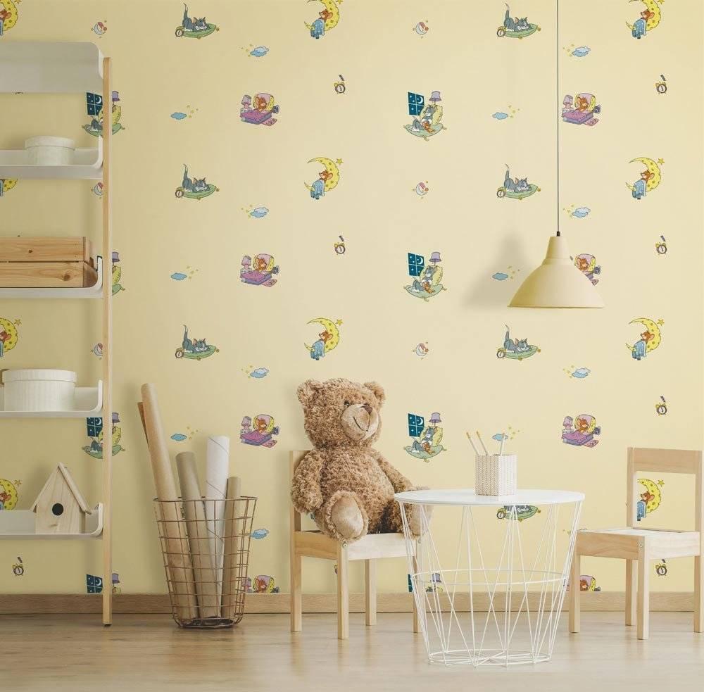 Обои для детской комнаты: фото и выбор лучших вариантов (виниловые, фотообои и другие) | детская | vpolozhenii.com