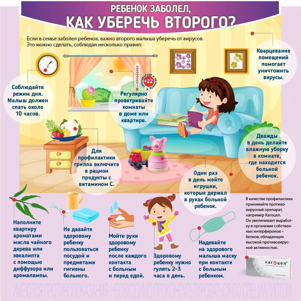 Что делать, если ребенок часто болеет, причины регулярных болезней