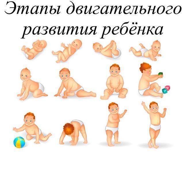 Во сколько дети начинают ползать: на животе, по-пластунски, на четвереньках. как помочь ребенку - упражнения и массаж