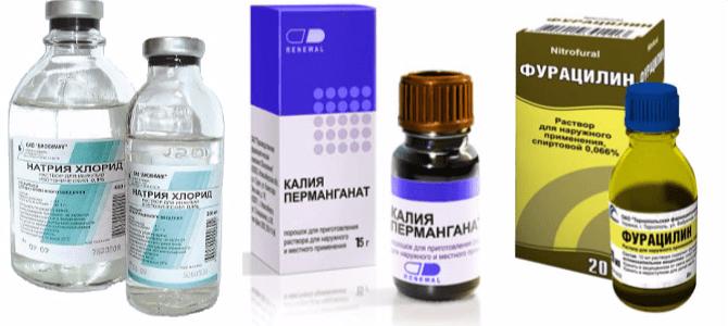 Как разводить фурацилин для промывания глаз: рекомендации для взрослых и детей. «фурацилин»: инструкция по разведению раствора и промыванию глаз новорожденным и детям старшего возраста