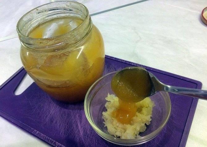 Лук и яблоко от кашля для детей: рецепты с картофелем, медом