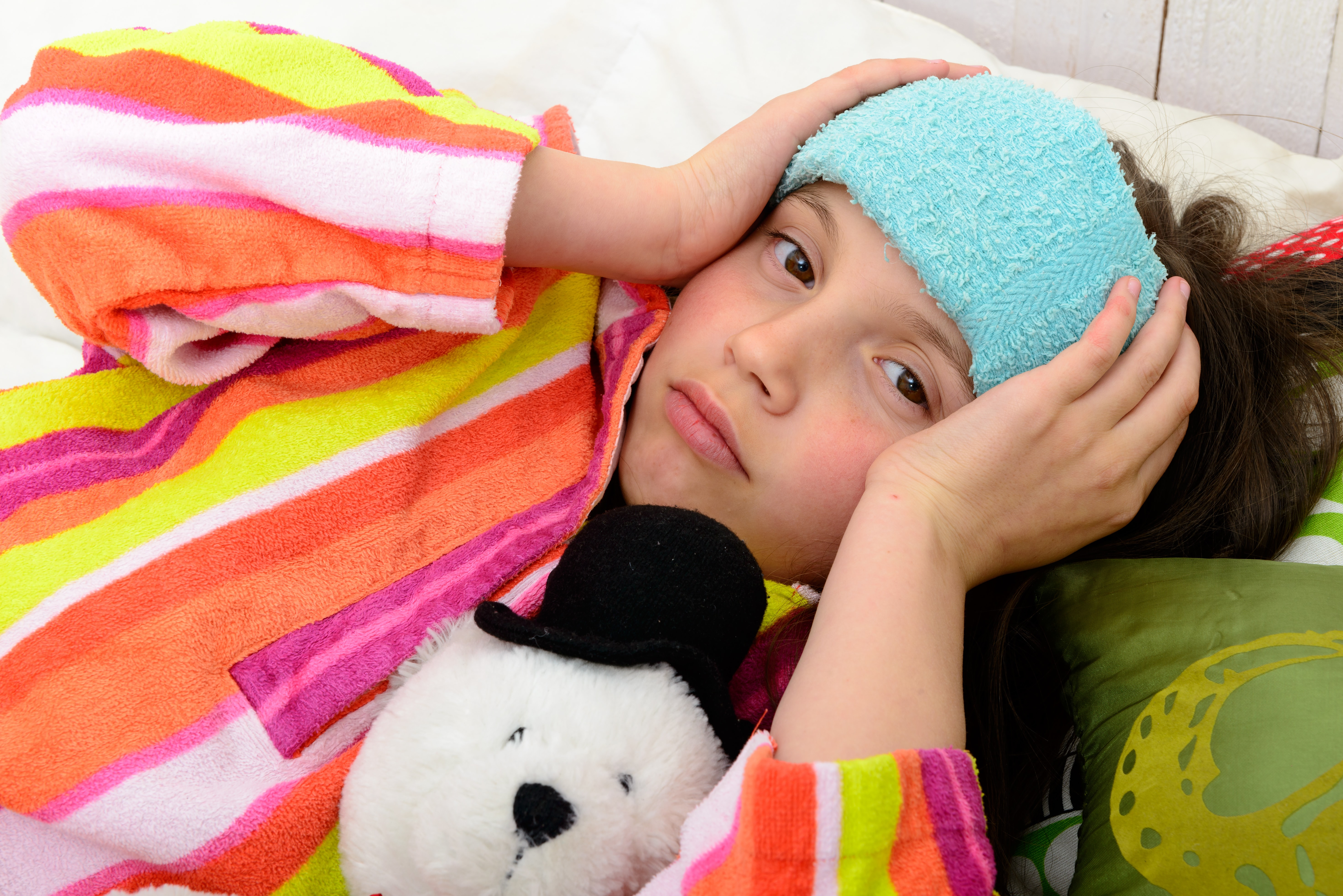 Мигрень у детей: клинические рекомендации по диагностике и лечению