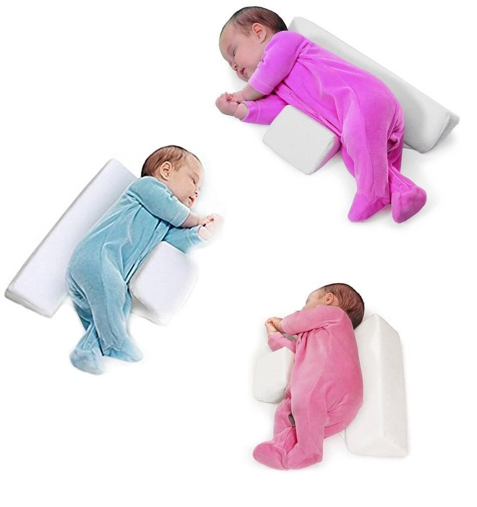 Позиционер для сна новорожденного: его плюсы и минусы