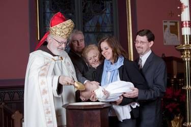 Что нужно для крещения девочки: правила и приметы крестин