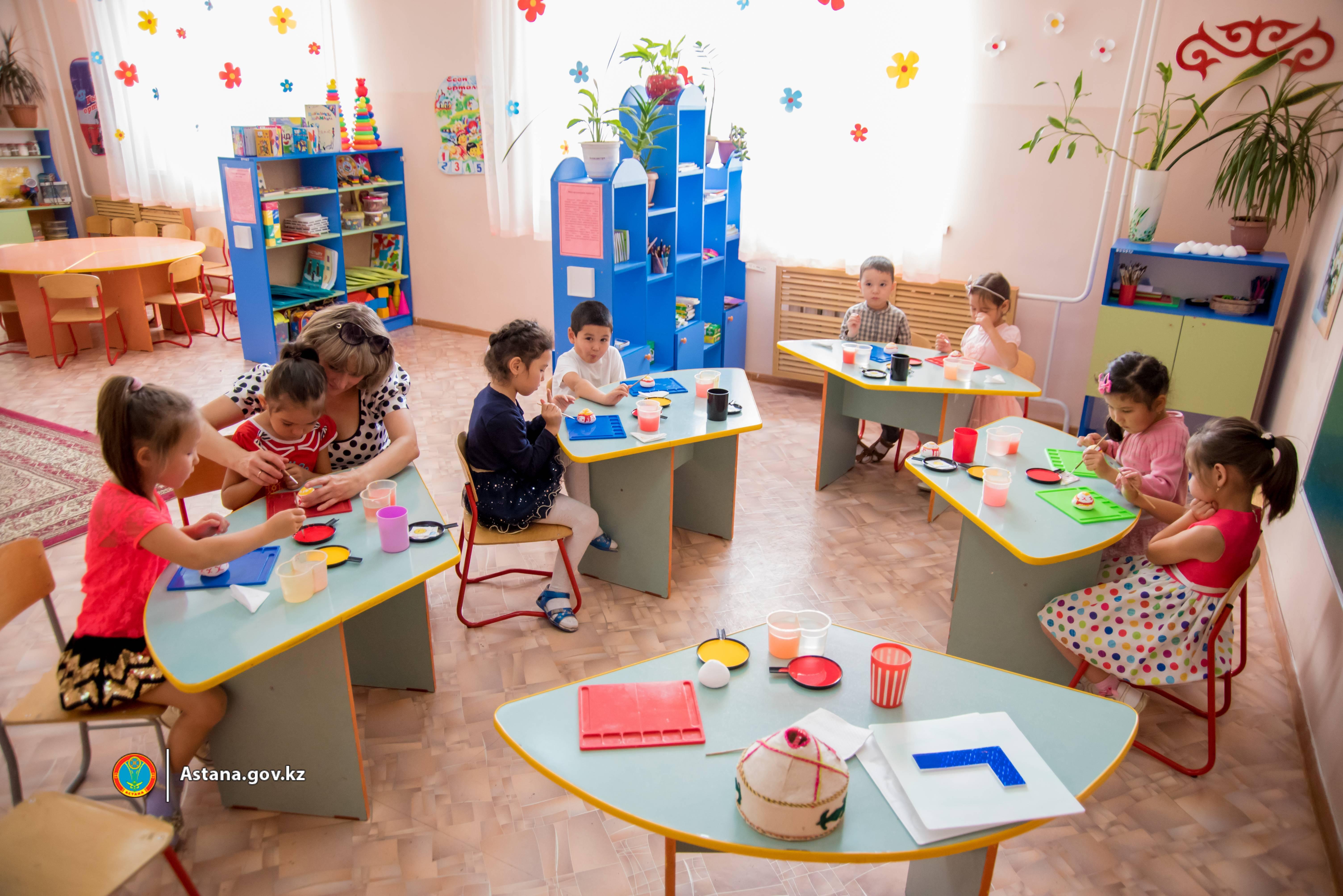 Детский сад. как выбрать детский сад.