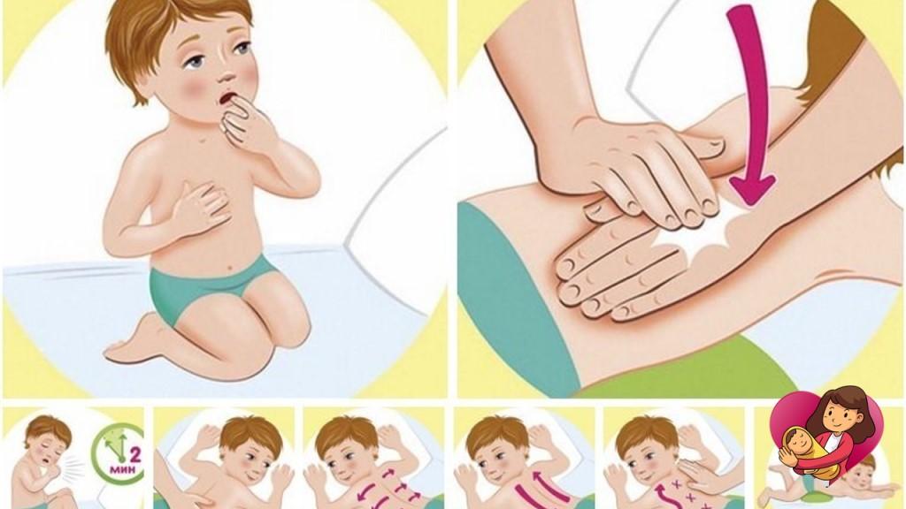 Как помочь ребенку откашлять мокроту в 1-2 года