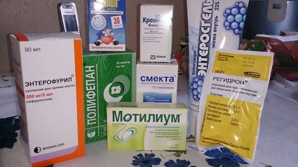 Антибиотики при ротовирусе у детей: комплексное лечение