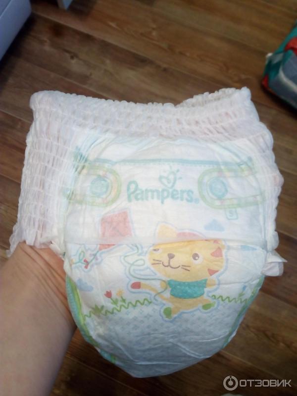 Как менять памперс новорожденному | уроки для мам