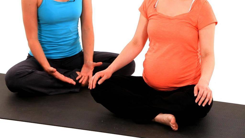 Большая роль маленьких мышц: упражнения кегеля для будущей мамы