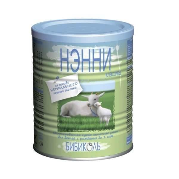 Смесь нэнни на козьем молоке: состав детского питания (1, 2 и 3), фото | смеси | vpolozhenii.com
