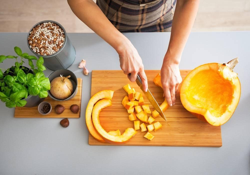 Польза и вред блюд из тыквы при грудном вскармливании