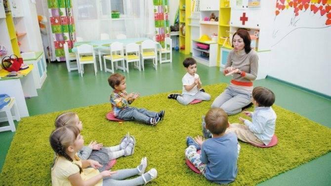 Вся правда о домашних детских садах. организация домашнего детского сада