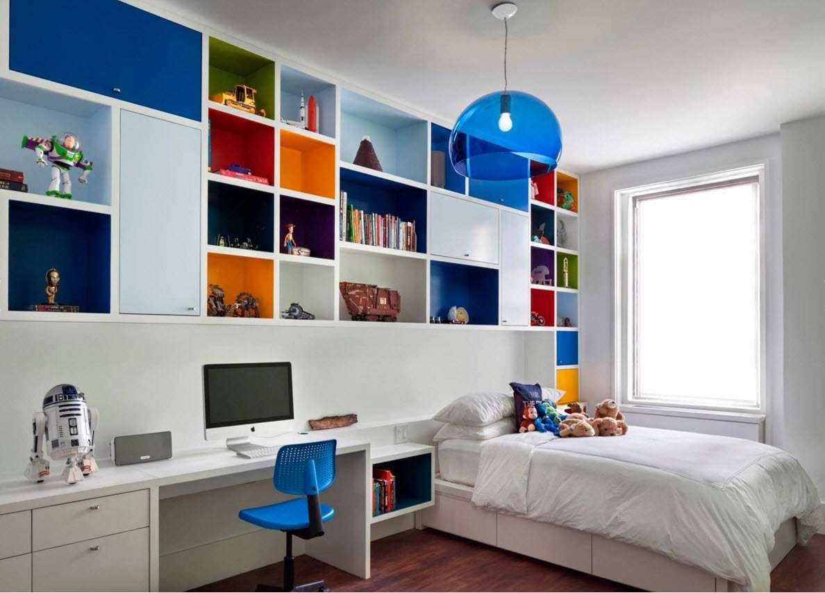 Мебель для детской комнаты школьника: кресла и стулья в интерьере, фото дизайна