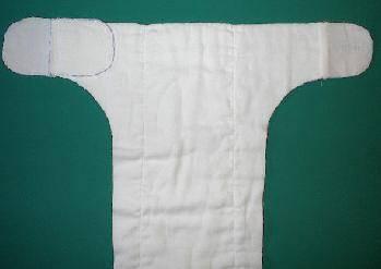 Марлевые подгузники для новорожденных: как сделать, сшить, польза