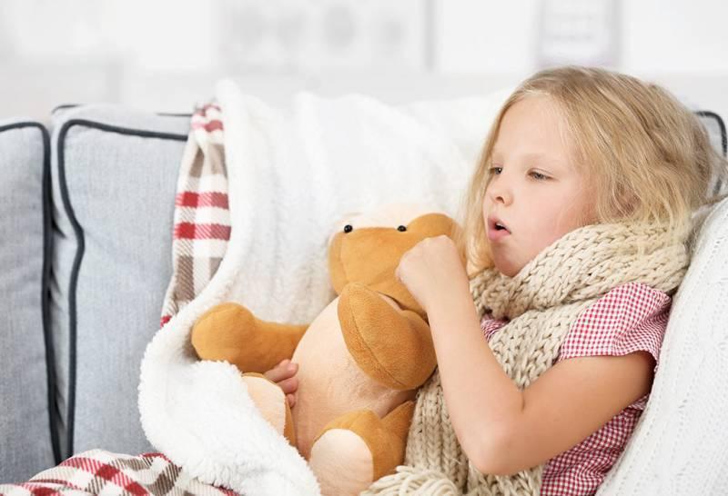 Кашель по утрам у ребенка: причины его визникновения после сна