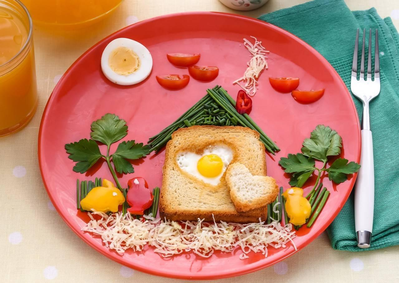 Что приготовить ребенку на завтрак: полезные и вкусные рецепты