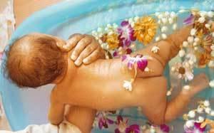 Травы для купания новорожденного успокаивающие для сна. череда, ромашка, сборы, как заваривать