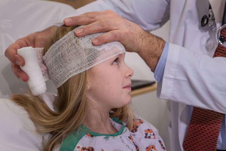 5 ведущих симптомов сотрясения мозга у ребёнка