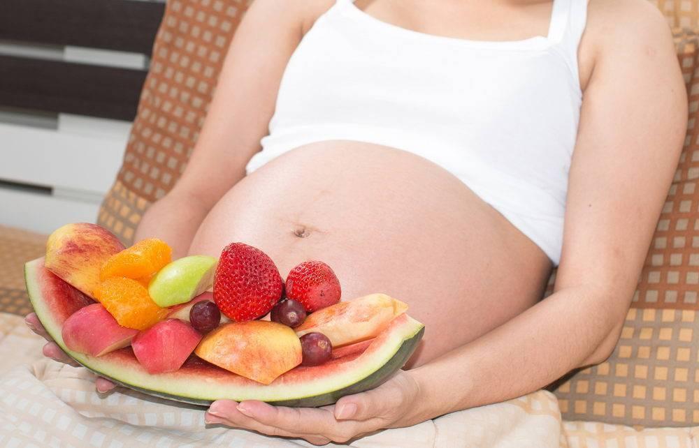 Вегетарианство во время беременности