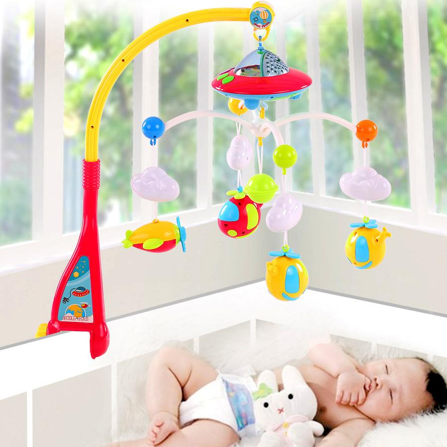 Мобиль для новорожденных с какого месяца. с какого возраста нужно вешать игрушки над детской кроваткой