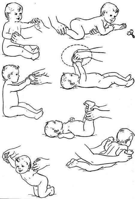 Гипотонус мышц у младенцев комаровский - всё о грудничках