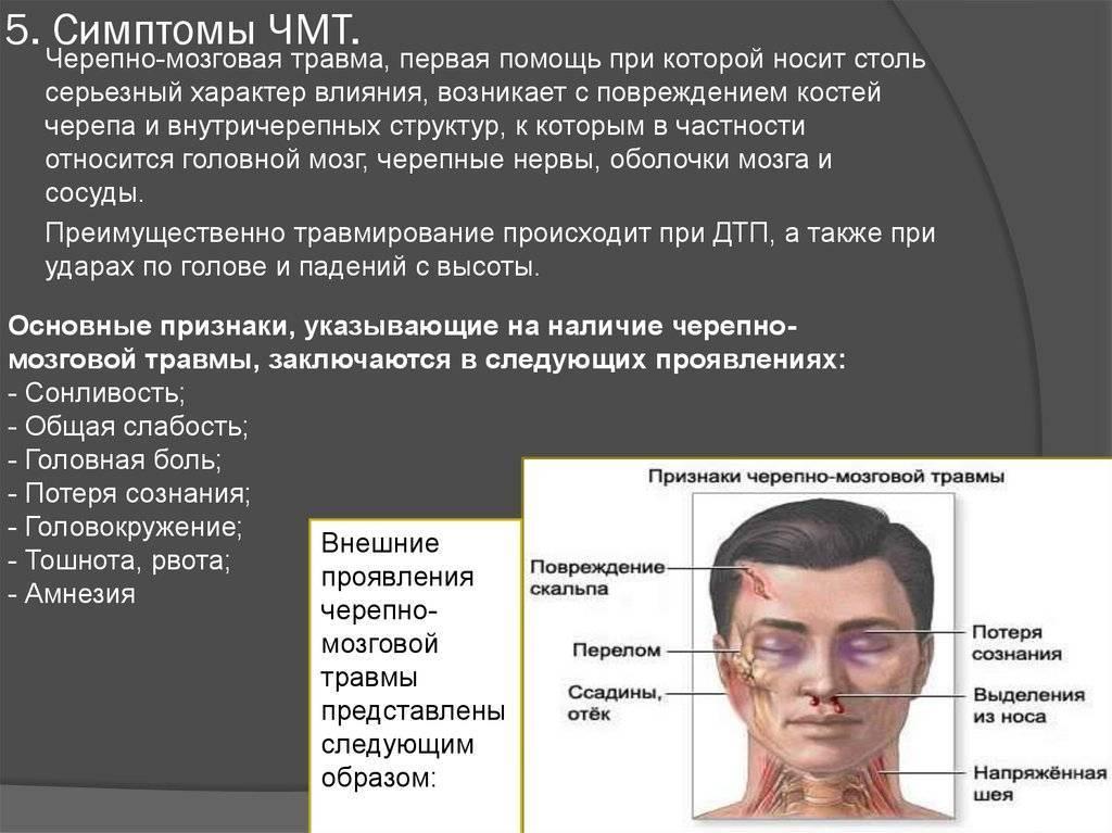 Травма головы у ребенка до года: симптомы и возможные последствия