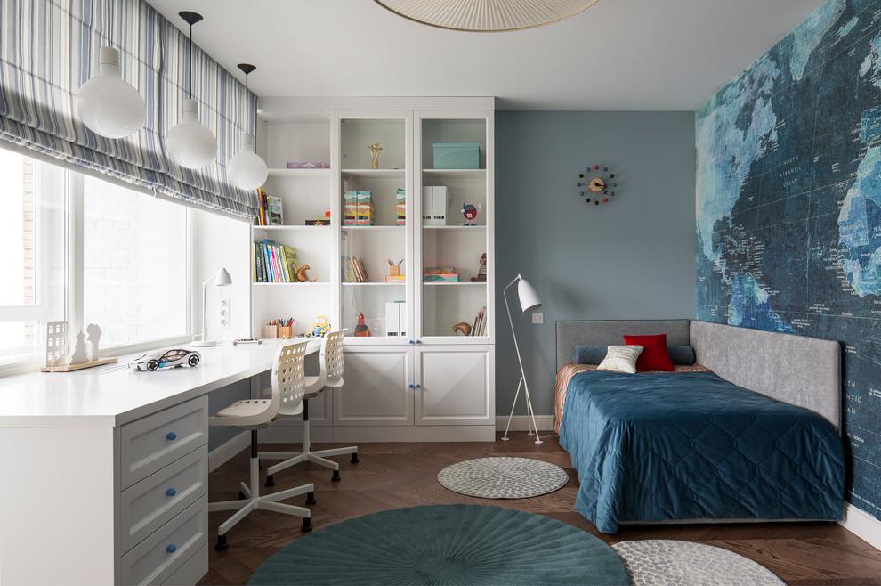 Шкаф в детскую комнату: 60+ фото, идеи для мальчика и девочки