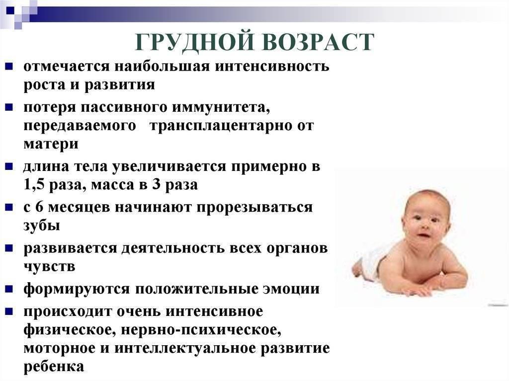 Как правильно воспитывать ребенка в разном возрасте