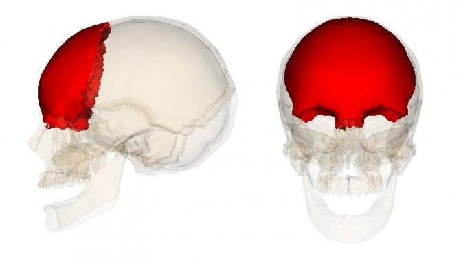 Вмятый перелом черепа у ребенка