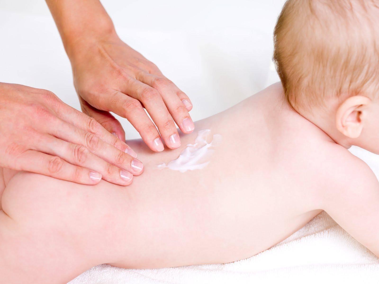 Мраморная кожа у грудничка: патология или норма?