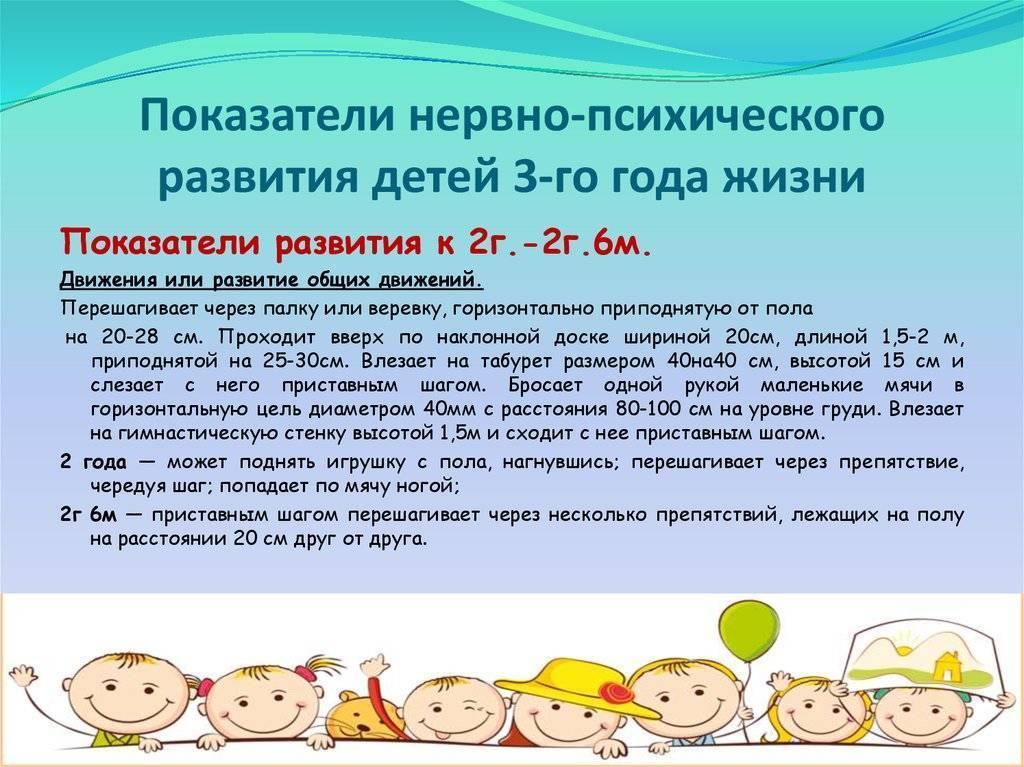 Развитие ребёнка в 2 года, что должен уметь и как развивать