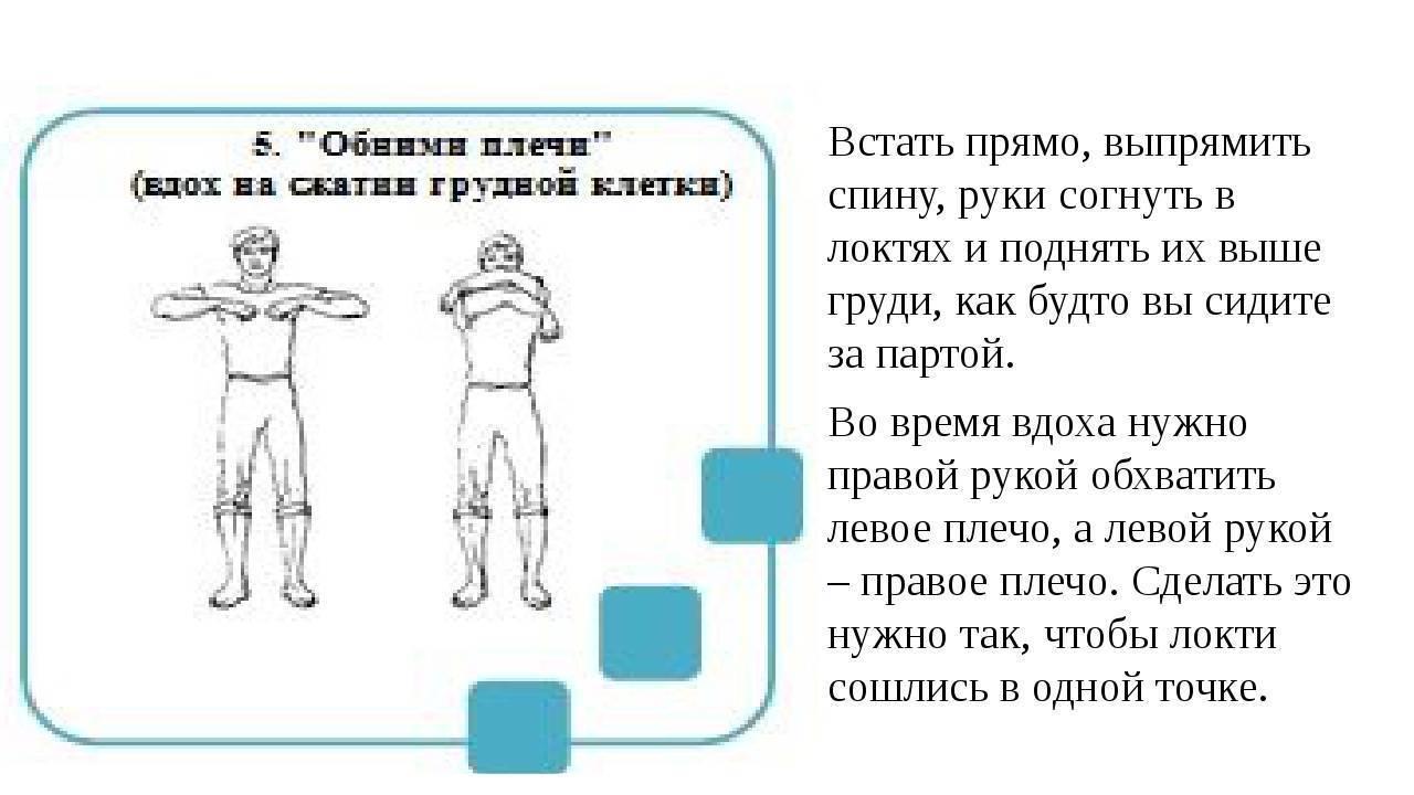 Дыхательная гимнастика стрельниковой для детей