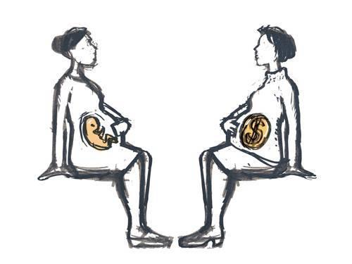 Договор суррогатного материнства: образец, как стать суррогатной матерью
