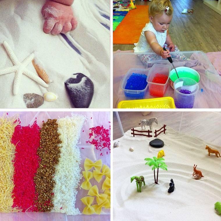 Сенсорная коробка для детей своими руками: как сделать - мк с фото | учимся, играя | vpolozhenii.com