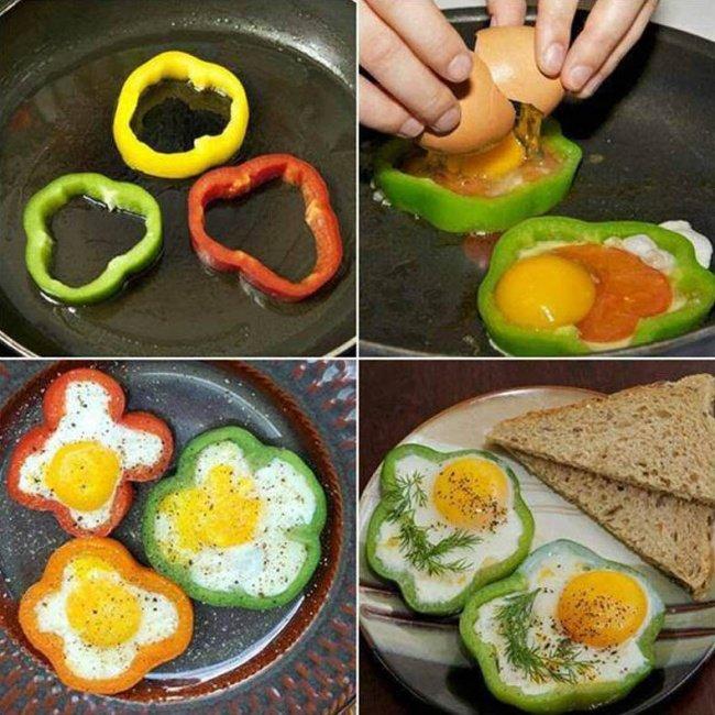 Полезные завтраки для детей