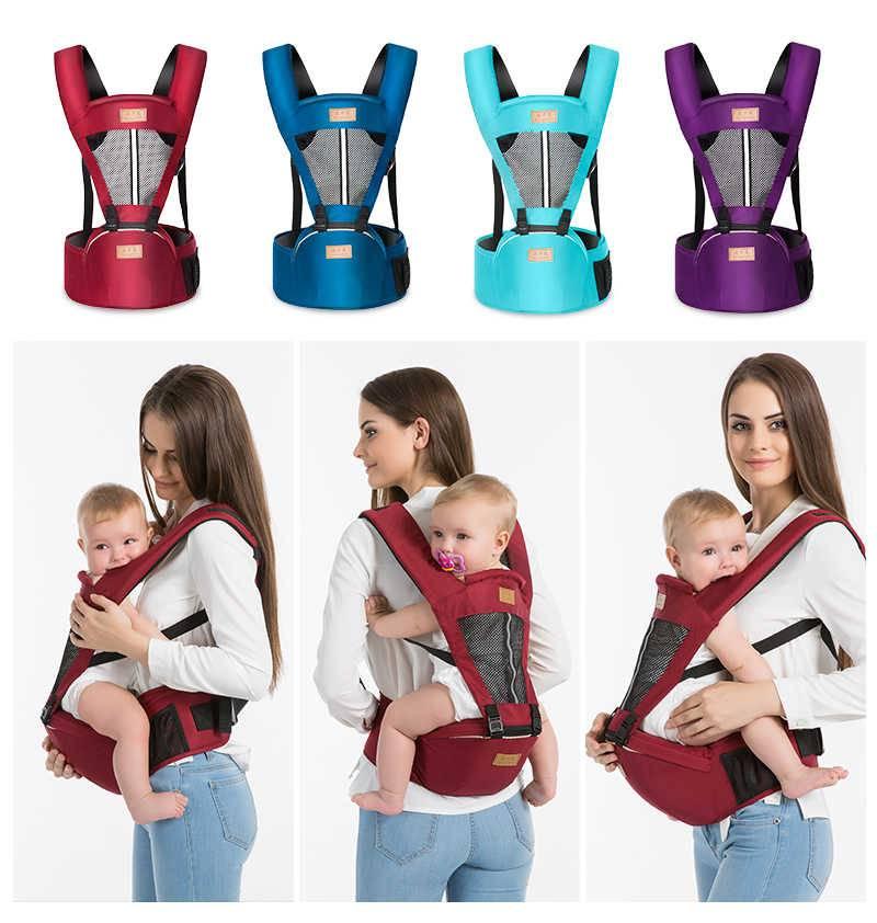 Кенгуру для новорожденных: со скольки носить, как выбрать