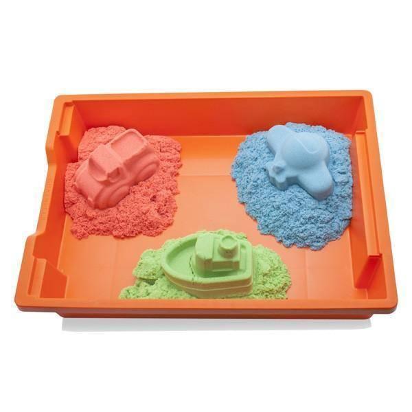 Живой песок: умная игрушка для детей и взрослых