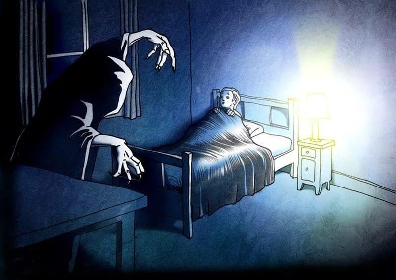 Что делать если ребенок просыпается ночью с истерикой