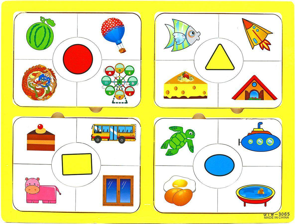 Изучение фигур: методика запоминания геометрических фигур для детей в начальной школе и игры или упражнения для дошкольников