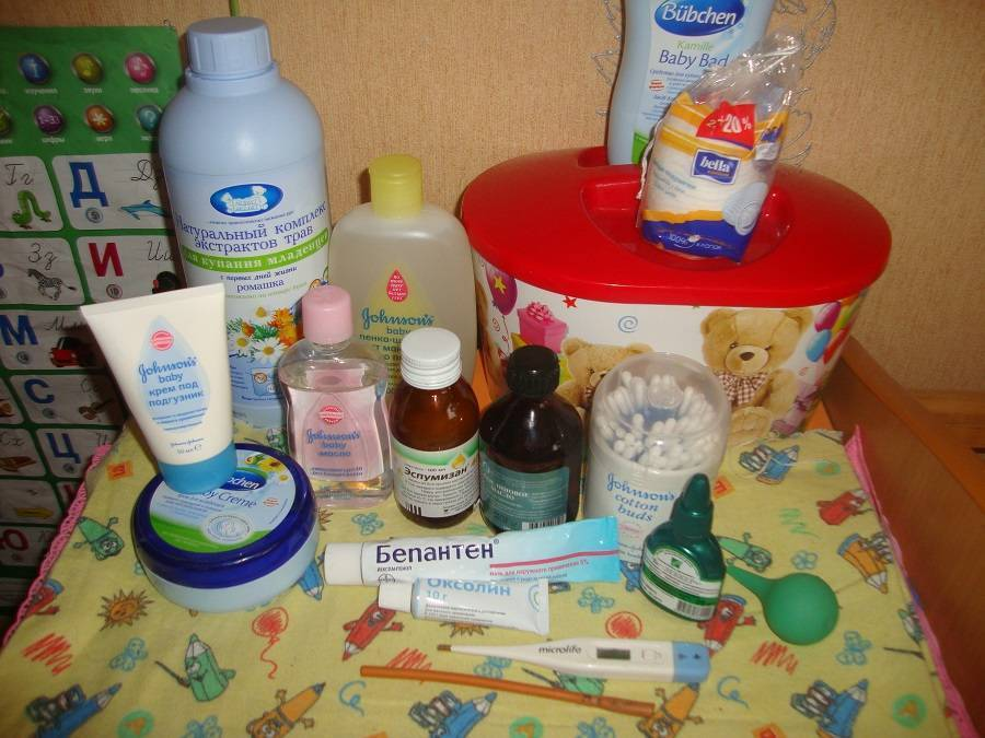 Доктор комаровский о списке необходимых лекарств в аптечке для новорожденного
