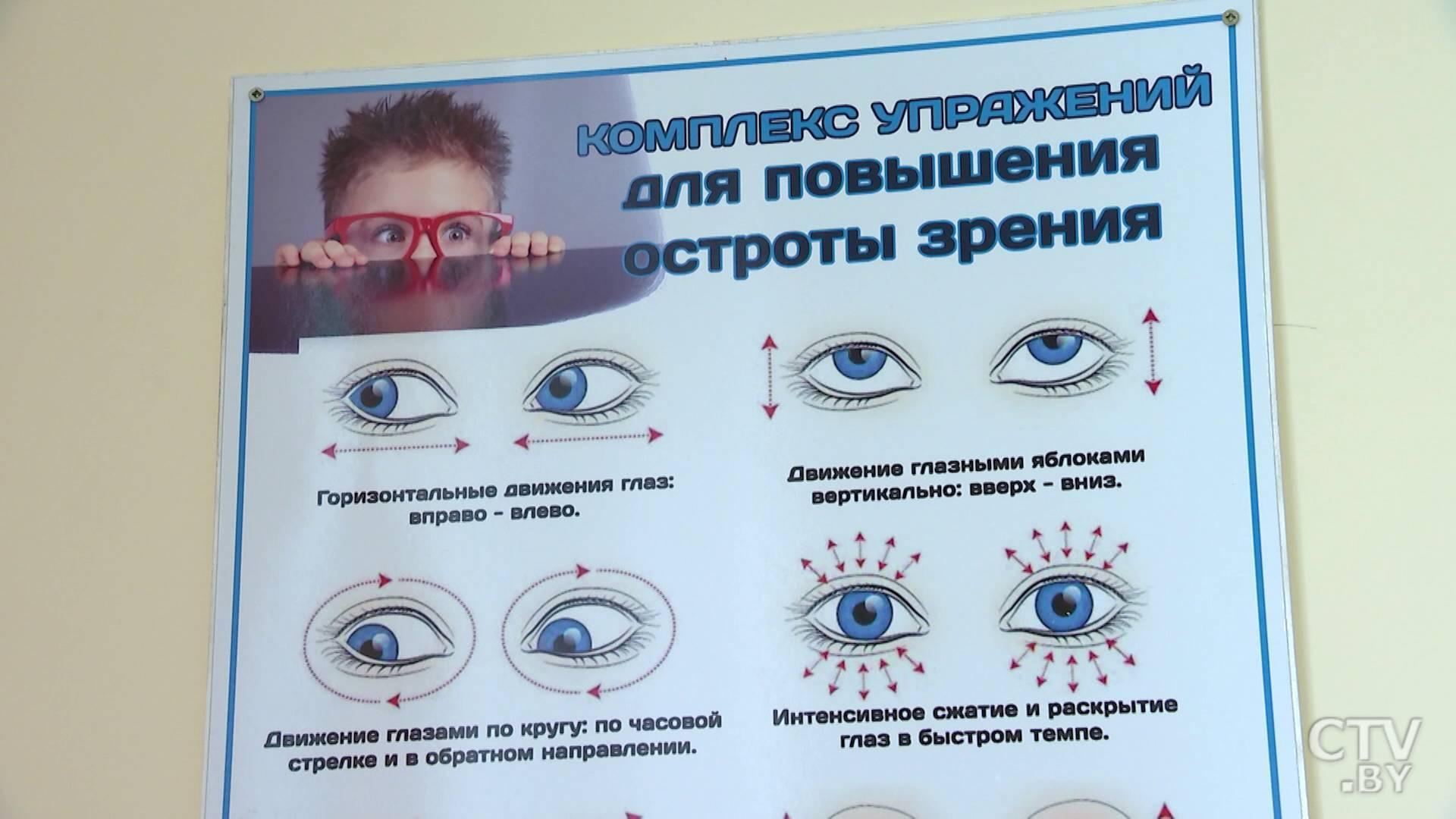 Гимнастика для  глаз. консультация для родителей.                                консультация (старшая группа) по теме